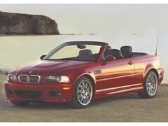 2002 BMW M3 Base Convertible