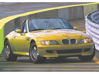Used 2002 BMW Z3 M Base Convertible 5UMCL93482LJ82065 in San Francisco