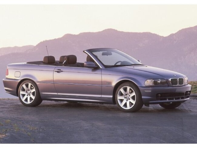 2002 BMW 323Ci 325Ci Convertible