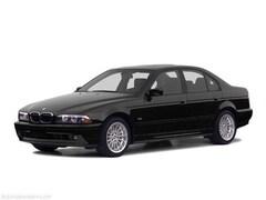 2002 BMW 525iA A Sedan