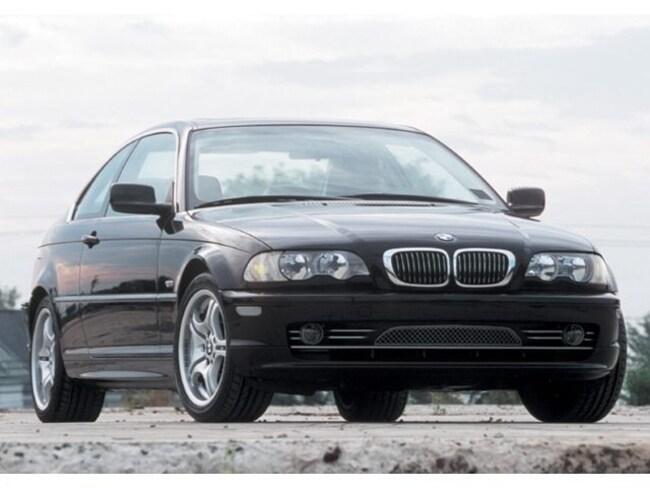 2002 BMW 3 Series 330Ci Coupe