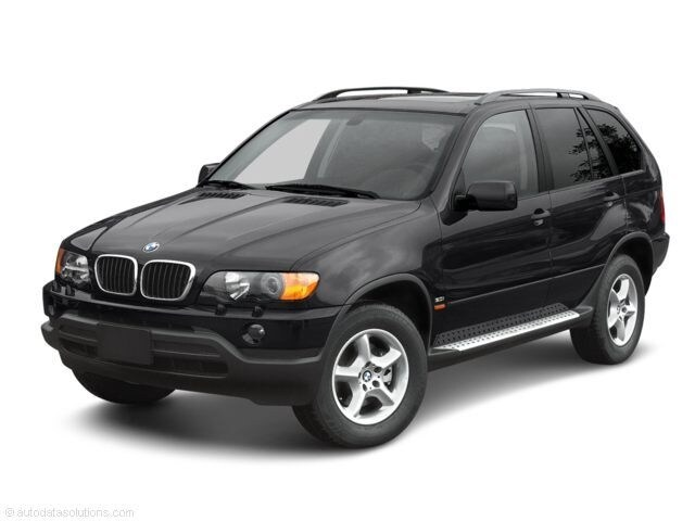 Pre-Owned Vehicles For Sale  2002 BMW X5 4.4i SUV in Murray, UT