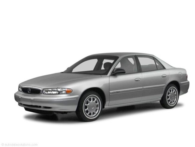 Used 2002 Buick Century Custom Sedan in Milwaukee
