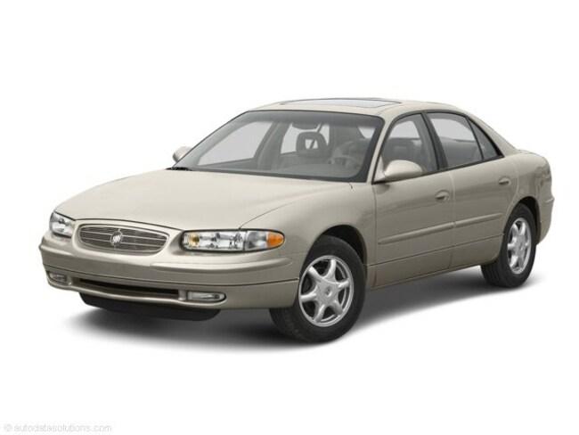2002 Buick Regal LS Sedan