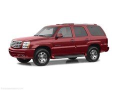 2002 CADILLAC ESCALADE Base SUV