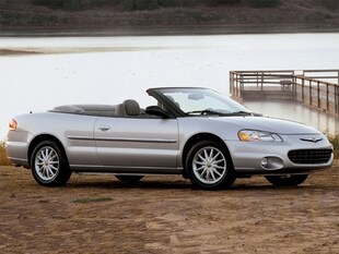 2002 Chrysler Sebring GTC Convertible