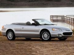 2002 Chrysler Sebring GTC Convertible