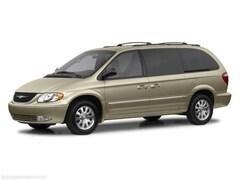 2002 Chrysler Town & Country eL Minivan/Van