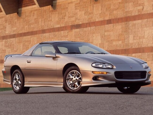 2002 Chevrolet Camaro Base Coupe