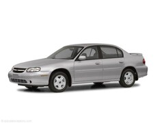 Bargain 2002 Chevrolet Malibu Base Sedan For Sale in Cortland