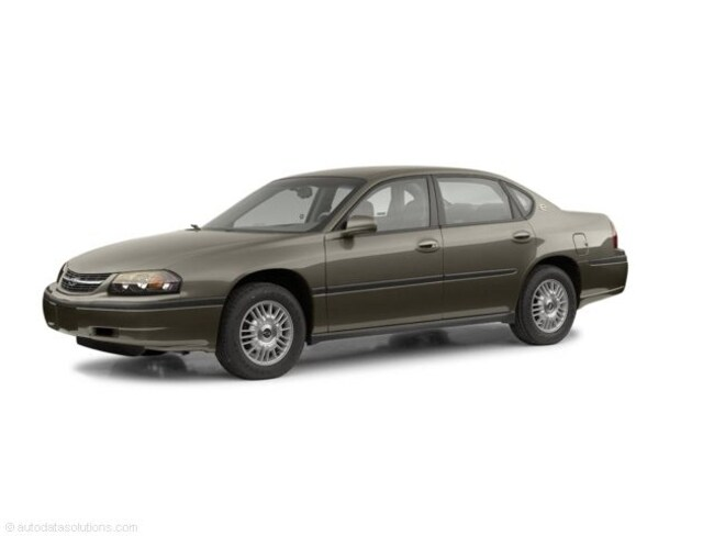 2002 Chevrolet Impala Car