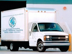 Bargain Used 2002 Chevrolet Express Comm Cutaway C7A DRW Truck 1GBJG31R721121303 for Sale in Old Bridge, NJ