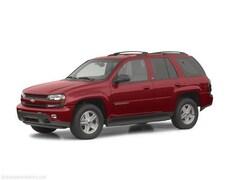 Used 2002 Chevrolet Trailblazer SUV for sale in Merrillville, IN