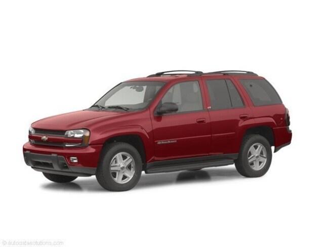 Used 2002 Chevrolet TrailBlazer SUV For Sale Hudson, MI