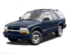 Used 2002 Chevrolet Blazer LS LS  SUV 1GNCS18W42K167532 Chiefland