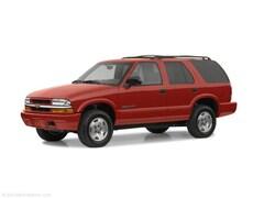 Used 2002 Chevrolet Blazer LS SUV Joliet, Illinois