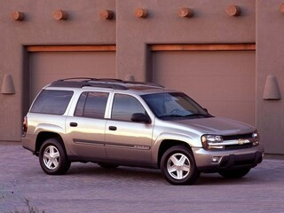 2002 Chevrolet TrailBlazer EXT EXT LT SUV