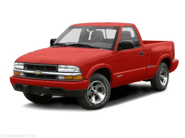 Used 2002 Chevrolet S 10 For Sale At Valenti Volkswagen Of
