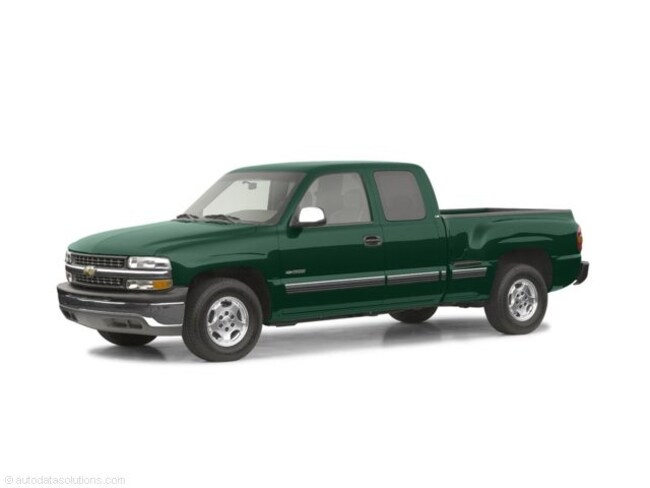 Used 2002 Chevrolet Silverado 1500 LS Extended Cab Truck for sale in Bryan OH