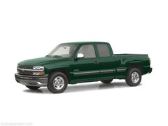 2002 Chevrolet Silverado 1500 LS Truck Extended Cab