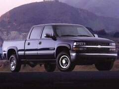 2002 Chevrolet Silverado 1500HD LT Crew Cab 156.0 WB 4WD Truck Crew Cab