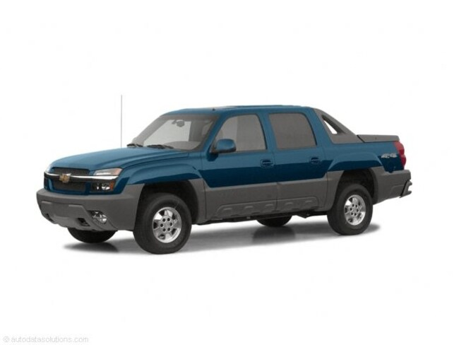 Used vehicles 2002 Chevrolet Avalanche 1500 Base Truck Crew Cab for sale near you in Arlington Heights, IL