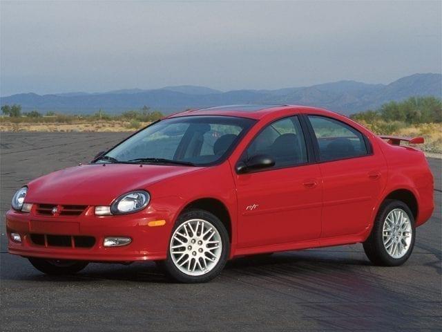 2002 Dodge Neon SXT Sedan
