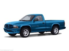 Bargain Used 2002 Dodge Dakota Reg Cab 112 WB Base X2458A Flagstaff, AZ