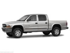 2002 Dodge Dakota SLT Truck Quad Cab
