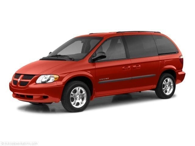 2002 Dodge Caravan SE SE 113 WB