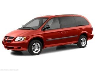 2002 Dodge Grand Caravan SE Minivan/Van
