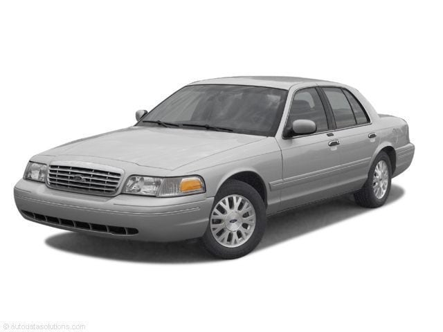 2002 Ford Crown Victoria Sedan