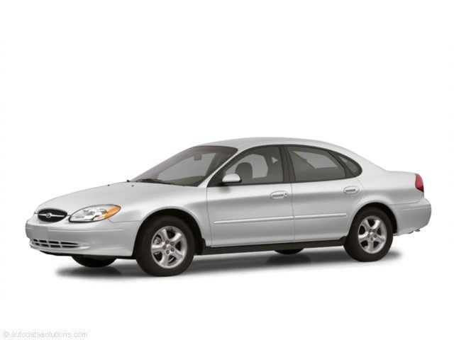 2002 Ford Taurus SE Sedan