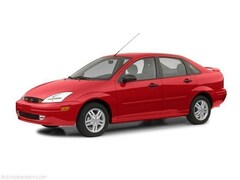 Used Cars  2002 Ford Focus Sedan For Sale in Pueblo CO