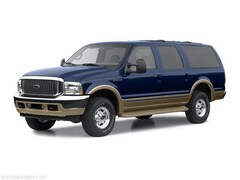 Used 2002 Ford Excursion XLT SUV 1FMNU41S82EB07591 in Sturgis, SD
