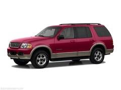2002 Ford Explorer XLS XLS SUV