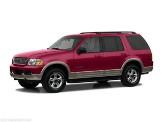 2002 Ford Explorer XLS 114 WB XLS 4WD