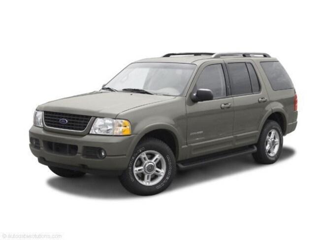 2002 Ford Explorer XLT 114 WB XLT 4WD
