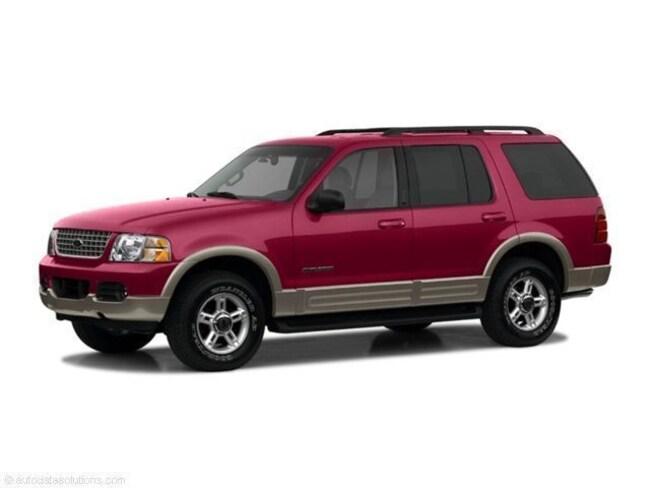2002 Ford Explorer Eddie Bauer SUV