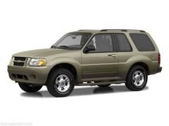 2002 Ford Explorer Sport SUV