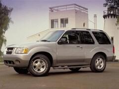 2002 Ford Explorer Sport Wagon
