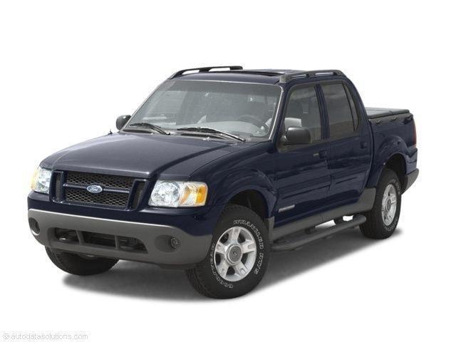 2002 Ford Explorer Sport Trac 126 WB 4WD SUV