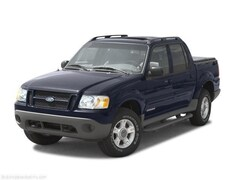 2002 Ford Explorer Sport Trac Base SUV
