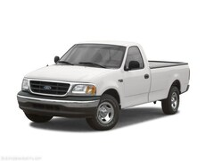 Used 2002 Ford F-150 Truck Regular Cab under $10,000 for Sale in Reading