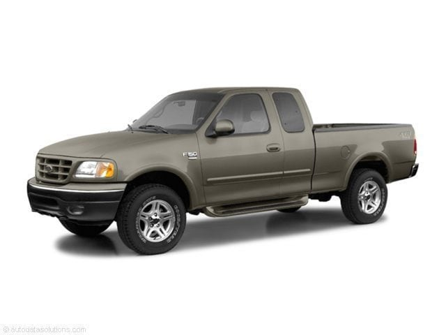 2002 Ford F-150 Extended Cab Pickup