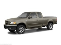Used 2002 Ford F-150 Lariat Truck Super Cab for sale near Salt Lake City