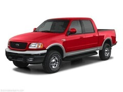 2002 Ford F-150 King Ranch Cab; Super Crew