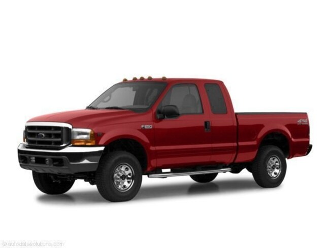 2002 Ford Super Duty F250