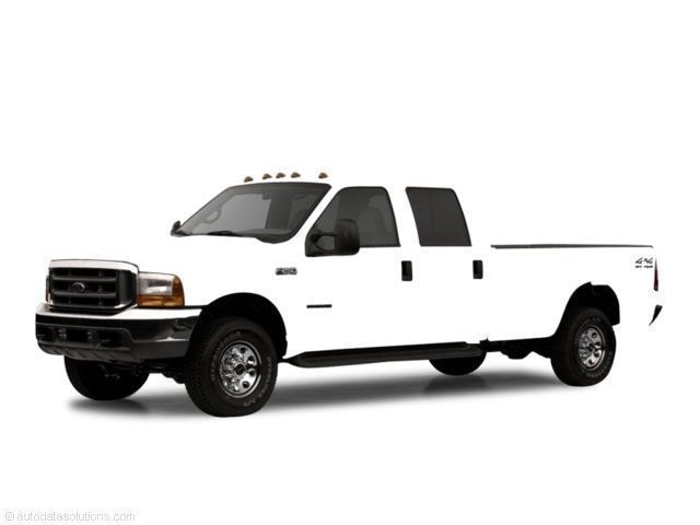 Used 2002 Ford F-250 Truck Crew Cab Eugene, OR