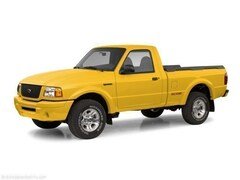 2002 Ford Ranger XL Short Bed Truck